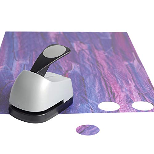 Circle Punch 1 inch Craft Lever Punch Handmade Paper Punch 1 inch Circle Punch