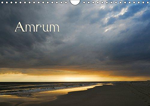 Amrum (Wandkalender immerwährend DIN A4 quer)