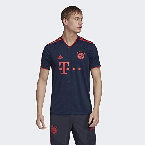Amazon.com : adidas Bayern Munich Third (3RD) Soccer Men's Jersey ...