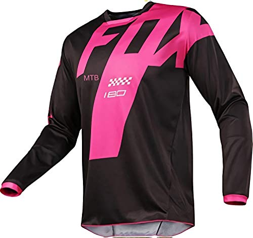 SuppliesZHY Maillot MTB Trek Maillot Ciclismo Hombre MTB Motocross Jersey Downhill Tshirt Fxr Racing Shirt Cycling Mountain Bike Dh Quick...