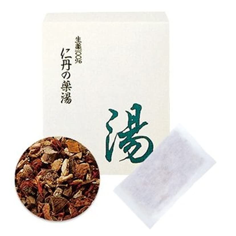 発行するそばに平野森下仁丹 仁丹の薬湯(マイルド) 10包 医薬部外品