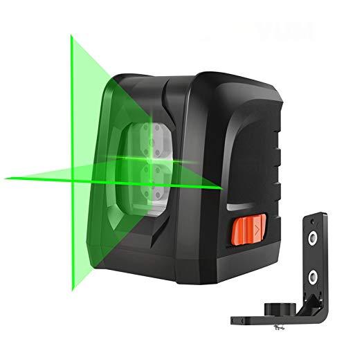 SHIJING Mini horizontale rotatie 360 zelfnivellerende cross verticale horizontale lijn balk magneet beugel USB-detector