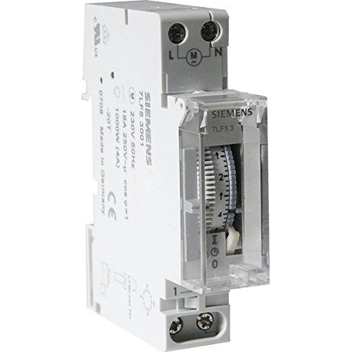 Siemens – Zeitschaltuhr Synchronisierung 1 Modul