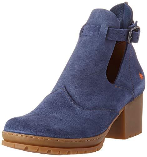 Art Candem, Zapatos de tacón con Punta Cerrada Mujer, Azul (Denim), 38 EU