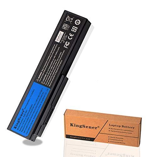 KingSener 5200mAh 56Wh A32-N61 Batteria per laptop Per ASUS N61 N61J N61D N61V N61VG N61JA N61JV M50s N43S N43JF N43JQ N53 N53S N53SV A32-M50 con 2 Anni di Garanzia Gratuita