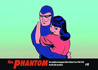 The Phantom the Complete Newspaper Dailies: 1940-1943