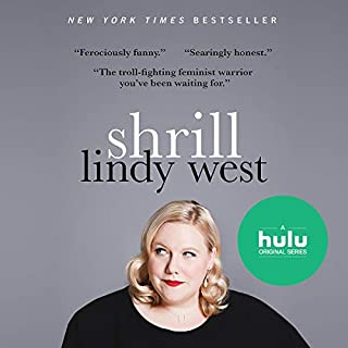 Shrill audiobook cover art