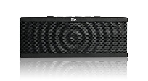Liztek PSS-100 Portable Wireless Bluetooth Speaker with Built in Speakerphone, 10 Hour Rechargeable Battery Perfect Speaker for iPhone, Samsung and More