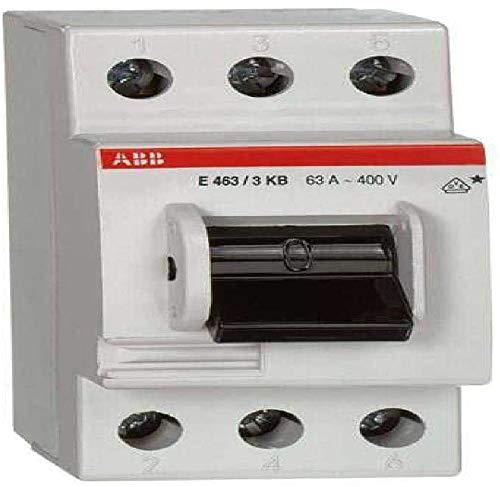 ABB 2CCE160300R0131 E463/3KB Ausschalter E463/3-KB 63A 3S, 250 V