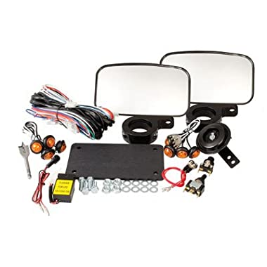 Tusk UTV Street Legal Horn and Signal Kit- Polaris RZR 1000/900/800