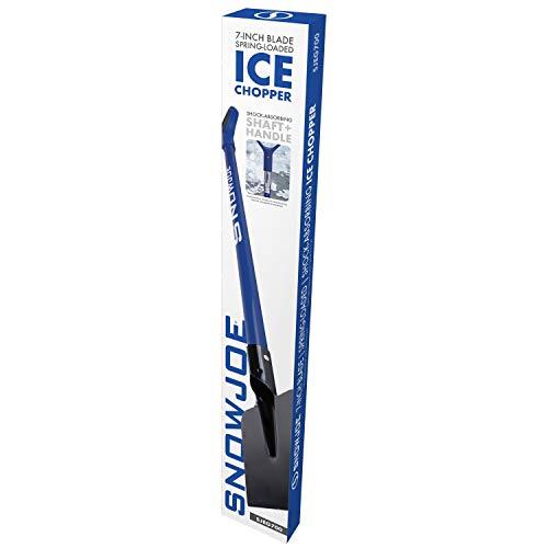 Coupe-glace Snow Joe SJEG700 réducteur d'impacts - 7 x 5,5 pouces - 6