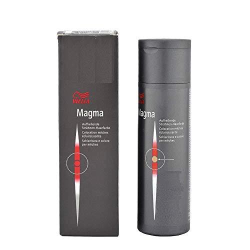 Wella Magma Strähnen-Haarfarbe 0/57 Mahagonibraun, 120g
