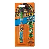 ゴリラ接着680250215g Ultr Super Glue Gel 6 ブラック 6802502