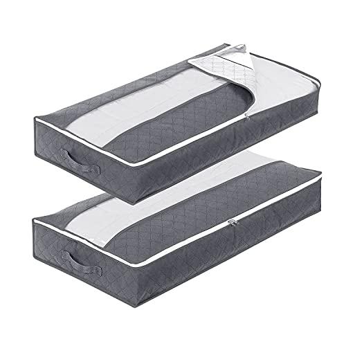Cajas Para Guardar Ropa Bajo Cama Marca JINYJIA
