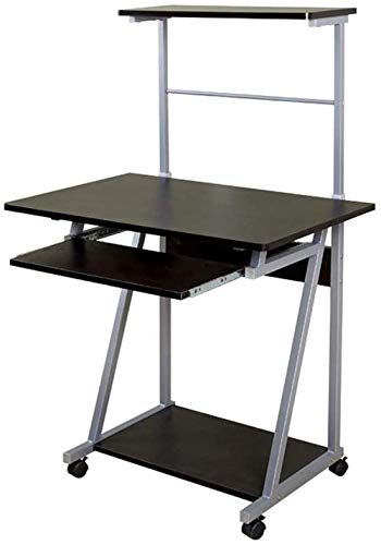 Mesa de noche para escritorio, simple y moderno, simple para el suelo, lectura, dormitorio, para estudiantes, fácil cama perezosa, hogar simple 1-1