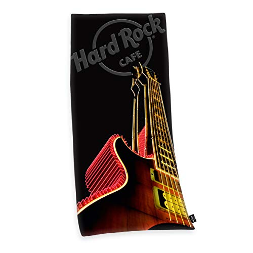 Herding HARD ROCK Telo Mare, Grandi Dimensioni, 80 x 180 cm, Cotone, Multicolore