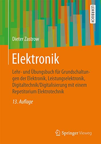 Elektronik: Lehr- und Übungsbuch...