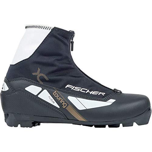 fischer Unisex - Botas de esquí de Fondo XC Touring My Style, Color Negro/Blanco, Talla 41