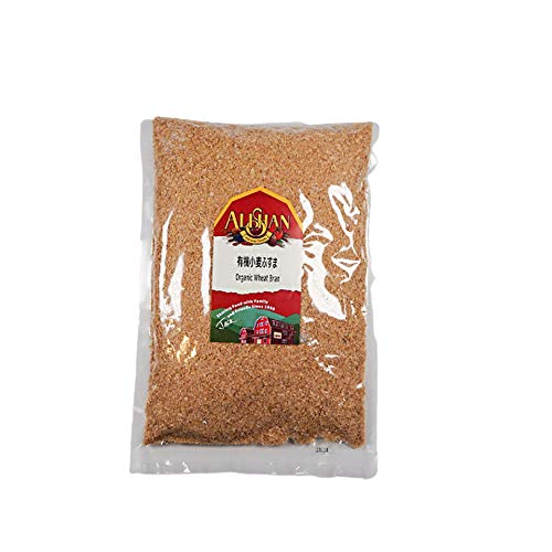 アリサン 有機小麦ふすま (1kg)