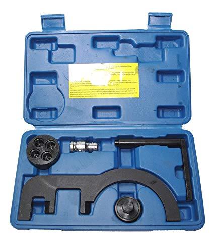 Satra S-8153 Motoreinstellwerkzeug für BMW Diesel Motor N47 N47S N57 N57S Wechsel Steuerkette Nockenwelle Zylinderkopfdichtung Arretierungswerkzeug