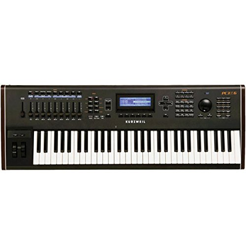 Kurzweil pc3 K6 Pack de sintetizador Workstation + kore64