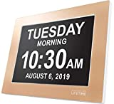 American Lifetime Premium Version - Day Clock - Extra...