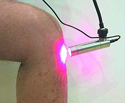 Best Price DIA BEAUTY New 810 nm Red Light Therapy Device – Natural Pain Relief for Joints & Muscl...