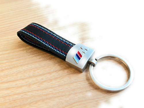 Leather Key Ring Accessory Key Chain E36 E46 E90 F21 F21 F30 F31