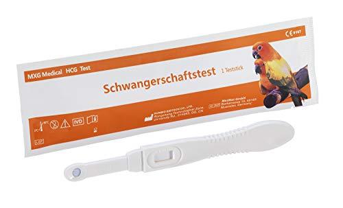 5x MXG Medical® Schwangerschaftstest Stick