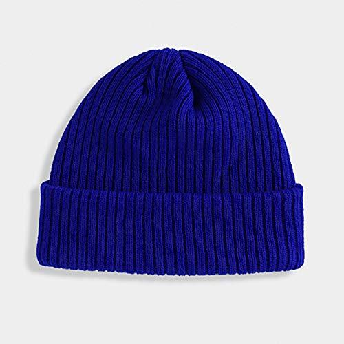 DDMCAP Beanie Mütze Unisex Skullcap Warmer Beanies Wintermütze Damen Herren Hüte Solid Skullies Beanie Casual Skull Cap