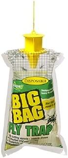 RESCUE - Big Bag Disposable Fly Traps - Quantity 4