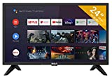 RCA RS24H1-UK Android TV (24 Zoll HD Smart TV mit Google Assistant), Chromecast integriert, HDMI, USB, WLAN, Bluetooth