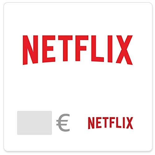 Netflix Geschenkkarte Config - Gutschein per E-Mail