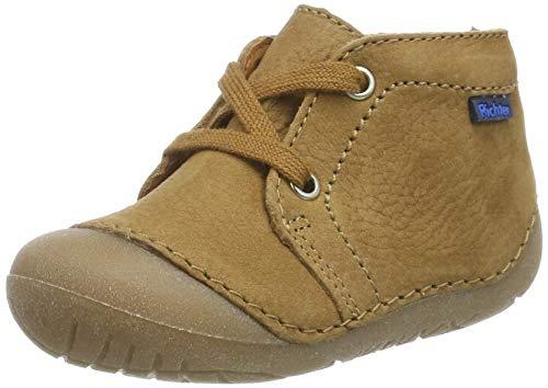 Richter Kinderschuhe Unisex Kinder Richie Sneaker, Beige (Cognac 2900), 17 EU