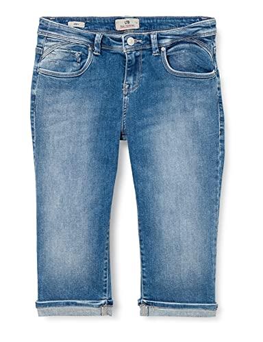 LTB Jeans Damen Jody Bermudas, Frosty Wash 52125, 30