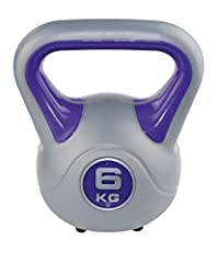 Idea Regalo - Sveltus Kettlebell fit viola 6 kg