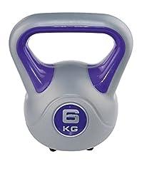 Idea Regalo - Sveltus Kettlebell fit viola 6 kg