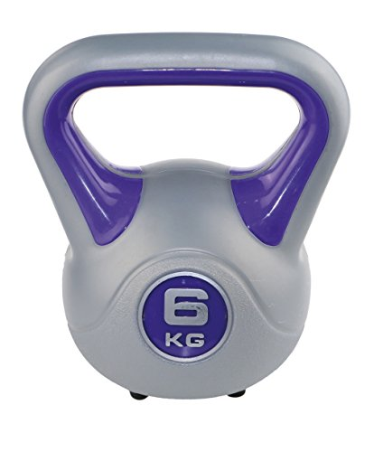 Sveltus Kettlebell fit viola 6 kg