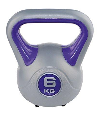 Sveltus - Pesa Rusa para Fitness, Color Lila (6 kg)
