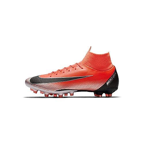 AJ3546-600 Nike Mercurial Superfly 6 Elite (AG)CR7 Fussballschuh Herren [GR 42 US 8,5]