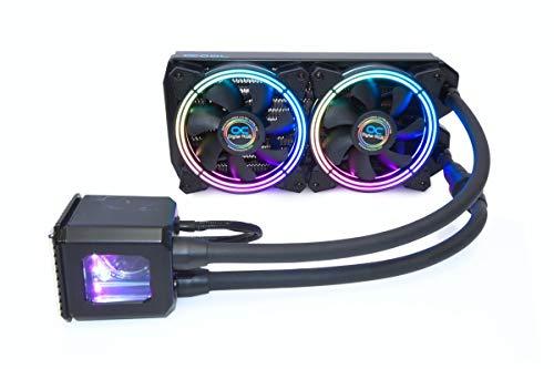 Alphacool Eisbaer Aurora 240 CPU - Digital RGB Wasserkühlung, schwarz