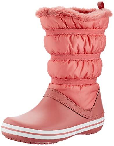 Crocs Crocband Boot Women, Botte de Neige Femme, Blossom/Blossom, 38 EU