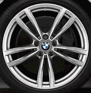 Original BMW Alufelge 7er G11-G12 Doppelspeiche 647M in 19 Zoll für vorne