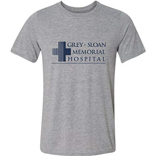 Camiseta Grey Sloan Memorial Hospital Greys Anatomy Série