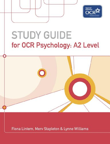 Study Guide for OCR Psychology: A2 Level