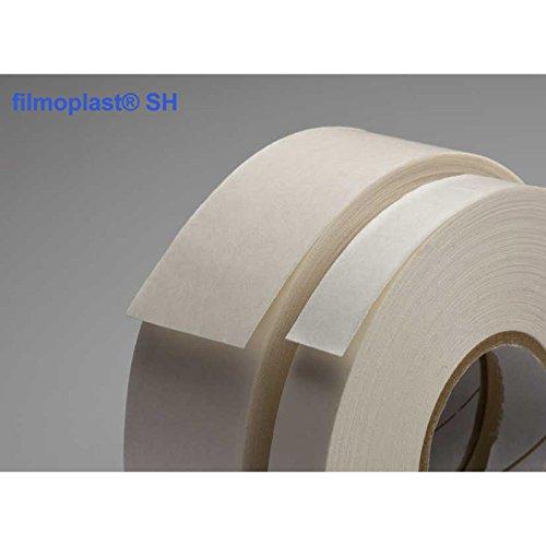 Neschen filmoplast® SH Textilgewebe selbstklebend 170 µm weiß säurefrei