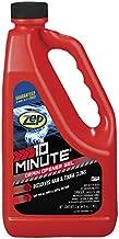Zep 10 Minute Drain Opener Gel 64 ounce ZHCR64NG