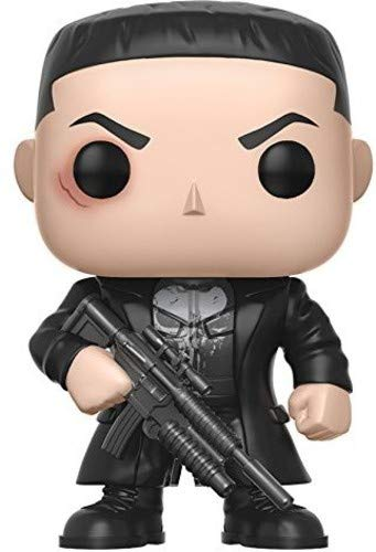 Funko POP! Marvel Daredevil: Punisher