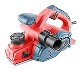Extol Premium 8893405 - Cepillo eléctrico (ancho: 110 mm, 1000 W, hasta 3 mm de profundidad, tope paralelo, 2 ranuras para recoger el polvo y cepillo)