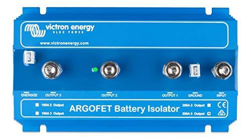 Victron Energy ARG200301020R Argofet 200-3 Three 200 A, 3 baterías 200A